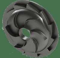 diffuser design CAD model