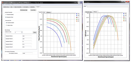 Radial-inflow-performance-map--mass-flow-rate-and-efficiency-to-rotational-speed