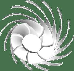 Impeller geometry for final design