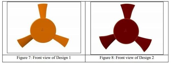 optimized fan designs