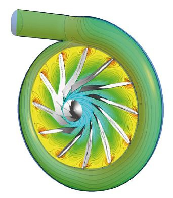 velocity-distribution-for-Turbine-Stage