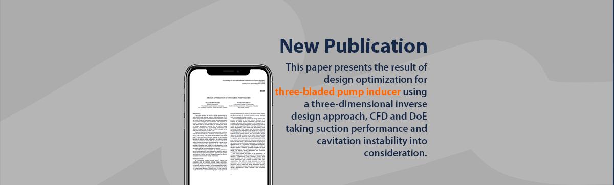 Design Optimization of Cryogenic Pump Inducer